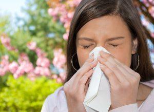 É possível tratar alergias com homeopatia!