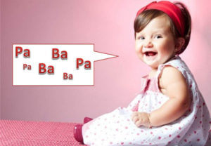 Como fazer seu bebê falar mais rápido?