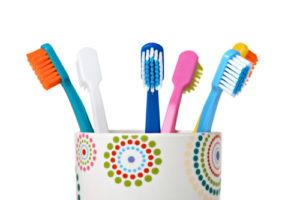 Frequência com que devemos trocar objetos de higiene pessoal
