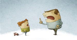 Como o mau humor do pai pode prejudicar o desenvolvimento das crianças