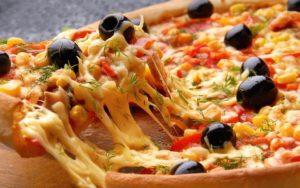 Pizza faz mal?