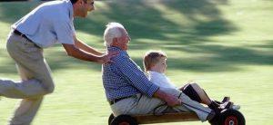 Inserção do idoso na vida