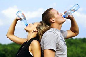 A garrafinha de água pode ter mais germes que o pote do cachorro
