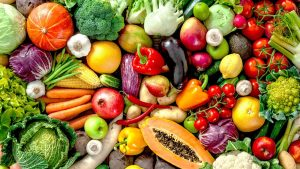 Quais vegetais são mais comuns no outono?