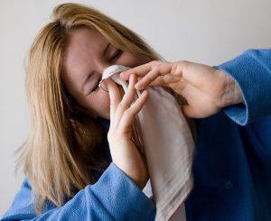 Atenção: uso de descongestionante nasal é muito perigoso!