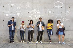 Redes sociais elevam depressão