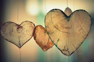 O amor ajuda a curar!