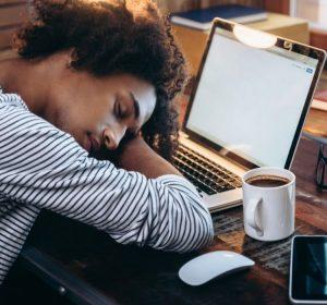 Além de reparador o descanso auxilia na redução do estresse