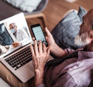 A consulta homeopática online acontece da mesma forma que a convencional