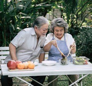 Hábitos alimentares saudáveis ajudam a evitar problemas de saúde e garantem mais